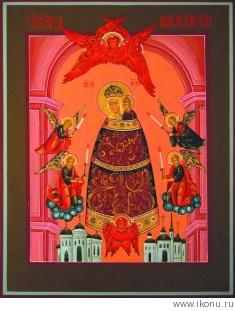 Икона Божией Матери Прибавление Ума.