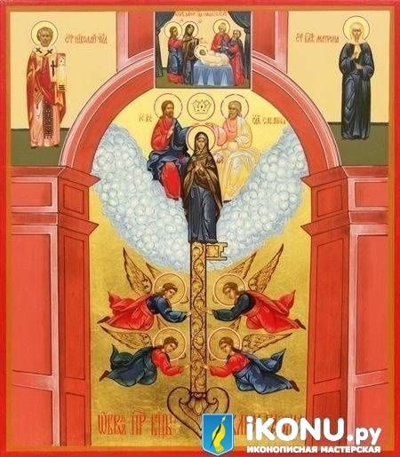акафист иконе божией матери ключ разумения