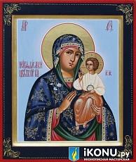 Неувядаемый цвет Икона Божией Матери